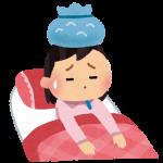 インフルエンザと感冒の違いって何?症状は?熱は高い?