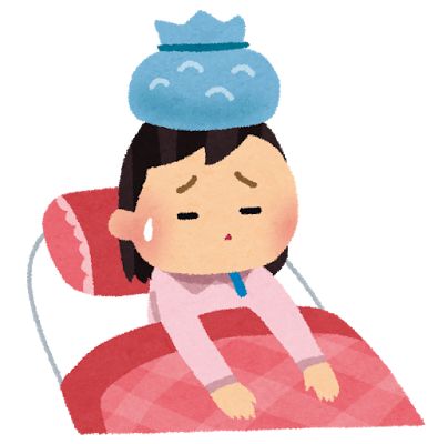インフルエンザと普通の風邪の違いって何?症状は?熱は高い?