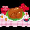 クリスマスにケンタッキー等の鶏肉を食べるのはなぜ?起源は?