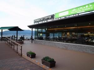 諏訪湖サービスエリア(上り線)店【長野】