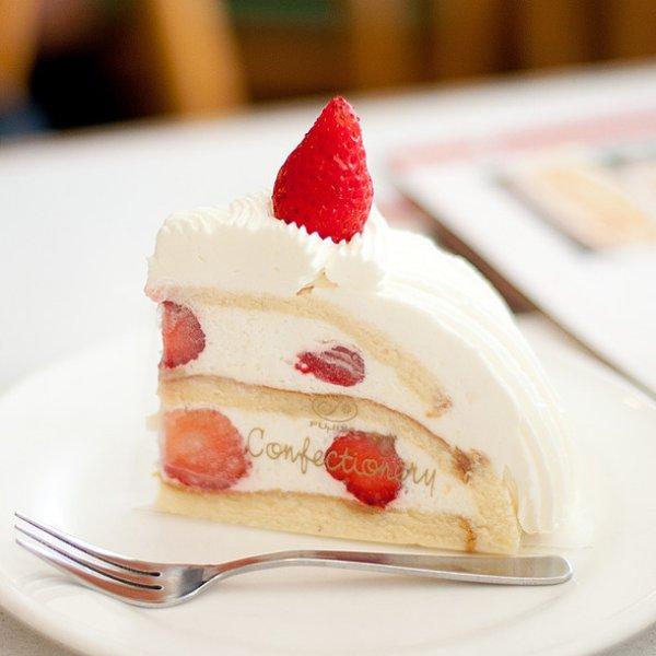 ショートケーキが日本生まれは本当なの?ケーキの発祥は?