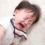 ぐずりは赤ちゃんの重要なメッセージ!見逃しは危険?体調管理は万全?