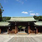明治神宮の初詣で混まない時間帯は?西参道からの参拝は?屋台も多い?