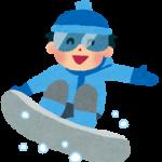 大丈夫!スノーボード初心者がチャチャっと乗りこなす!木の葉滑り!