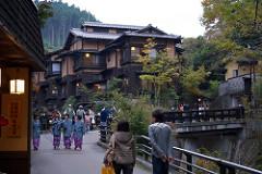 熊本黒川温泉で人気の入湯手形とは?じゃらん温泉ランキングで8位の魅力とは?