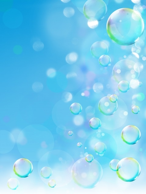 手作りシャボン玉液は子供でも安全な浴用固形石鹸で!砂糖も混ぜよう!