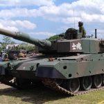 陸上自衛隊真駒内一般開放で90式戦車他見学してきた!ファミマも凄い!